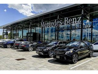 Mercedes-Benz London
